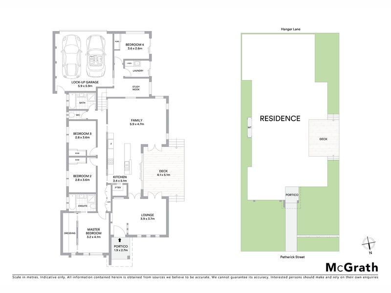 21 Petherick Street, Franklin, ACT 2913 - floorplan