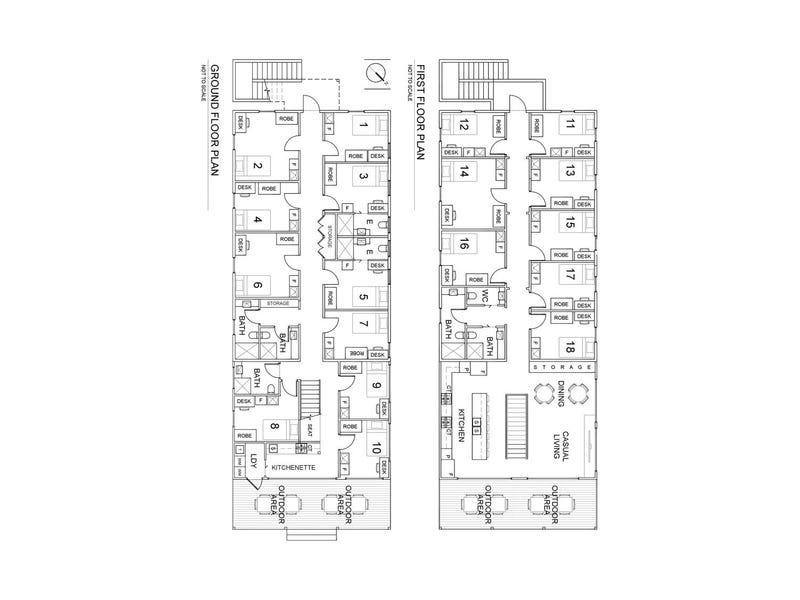 69-73 Kennigo St, Spring Hill, Qld 4000 - floorplan