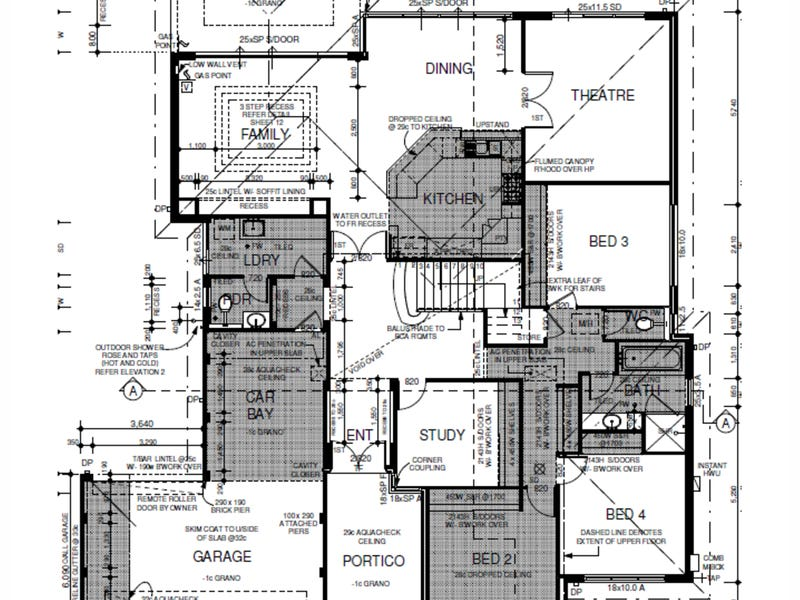 4 Tadorna View, Dudley Park, WA 6210 - floorplan