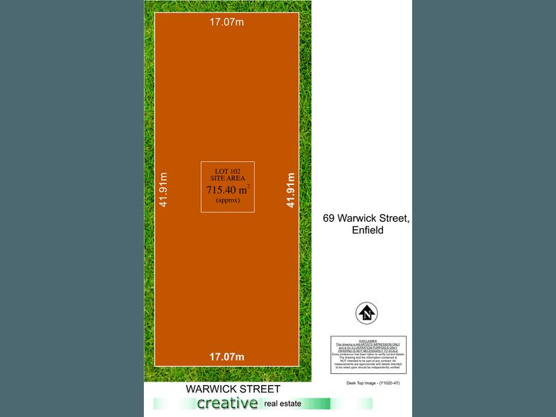 69 Warwick Street, Enfield, SA 5085