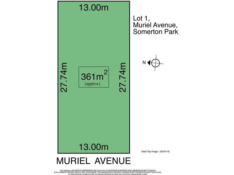 Lot 1/7 Muriel Avenue, Somerton Park, SA 5044