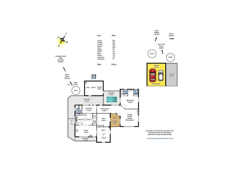 821 Pinery Road, Mallala, SA 5502 - floorplan