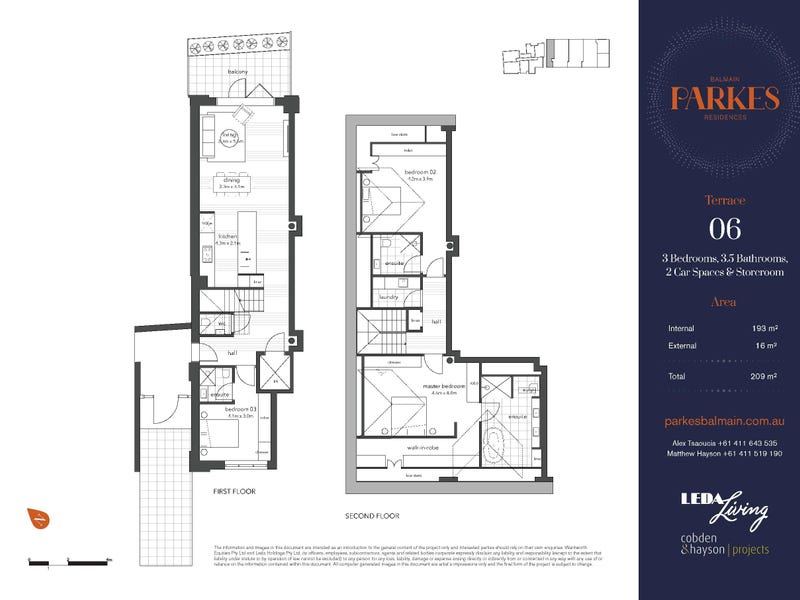 6/100 Reynolds Street, Balmain, NSW 2041 - floorplan