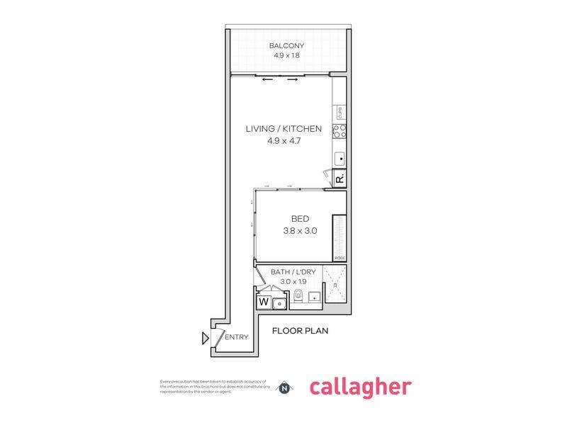8/43-47 Greek Street, Glebe, NSW 2037 - floorplan