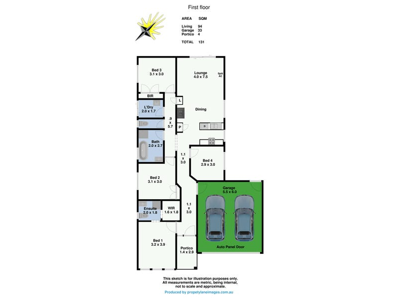 10 Poole Street, Gawler East, SA 5118 - floorplan