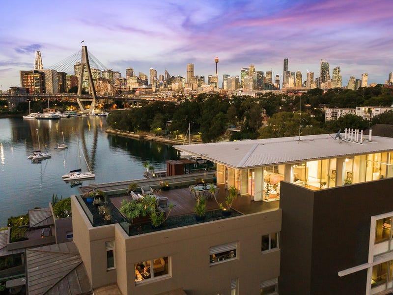 Penthouse No. 10/501 Glebe Point Road, Glebe, NSW 2037