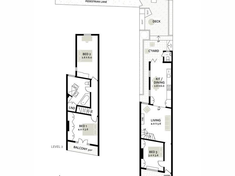 88a Fitzroy Street, Surry Hills, NSW 2010 - floorplan