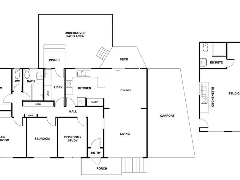66 Gruner Street, Weston, ACT 2611 - floorplan