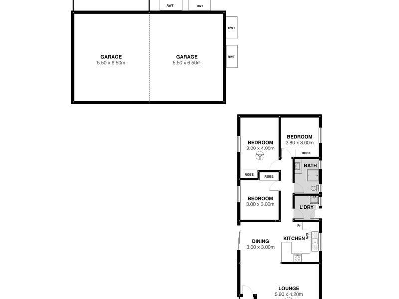 7 PHILIP COURT, Goolwa North, SA 5214 - floorplan