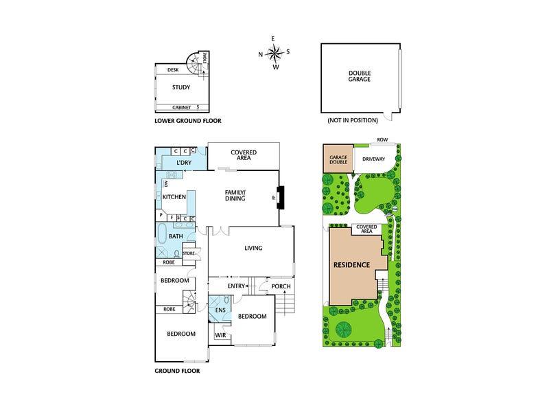 131 Waterdale Road, Ivanhoe, Vic 3079 - floorplan