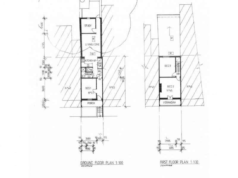 45 Rose Street, Chippendale, NSW 2008 - floorplan