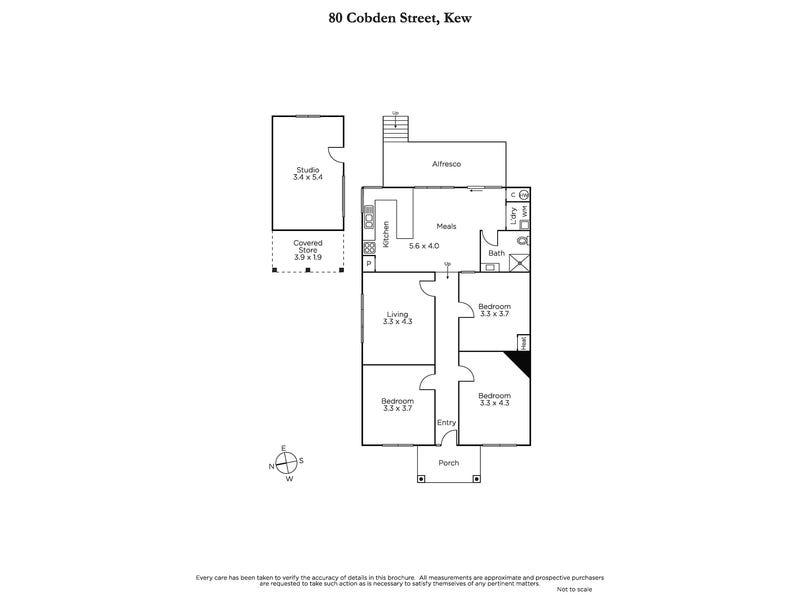 80 Cobden Street, Kew, Vic 3101 - floorplan