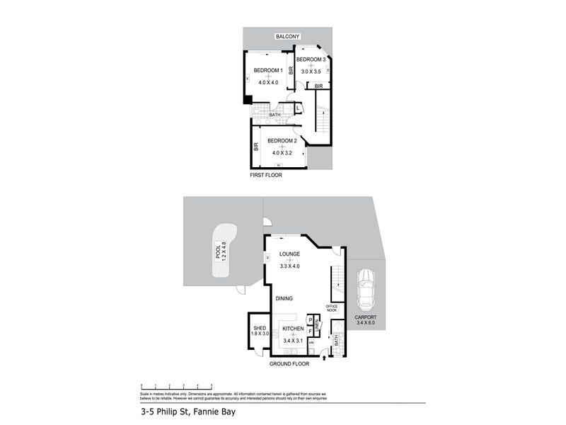 3/5 Philip St, Fannie Bay, NT 0820 - floorplan