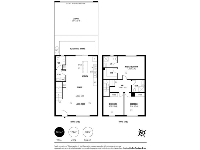 38 Prow Drive, Seaford Meadows, SA 5169 - floorplan