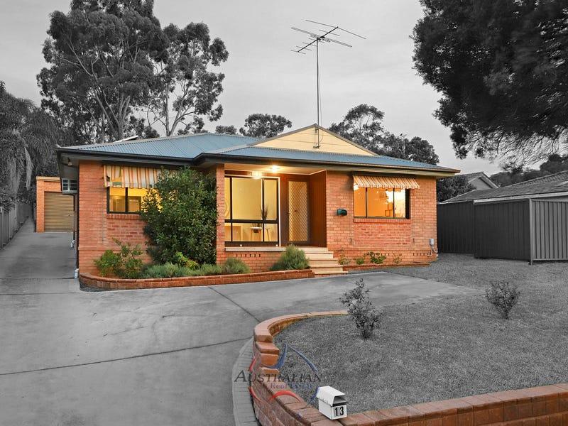 13 Marcus Street, Kings Park, NSW 2148