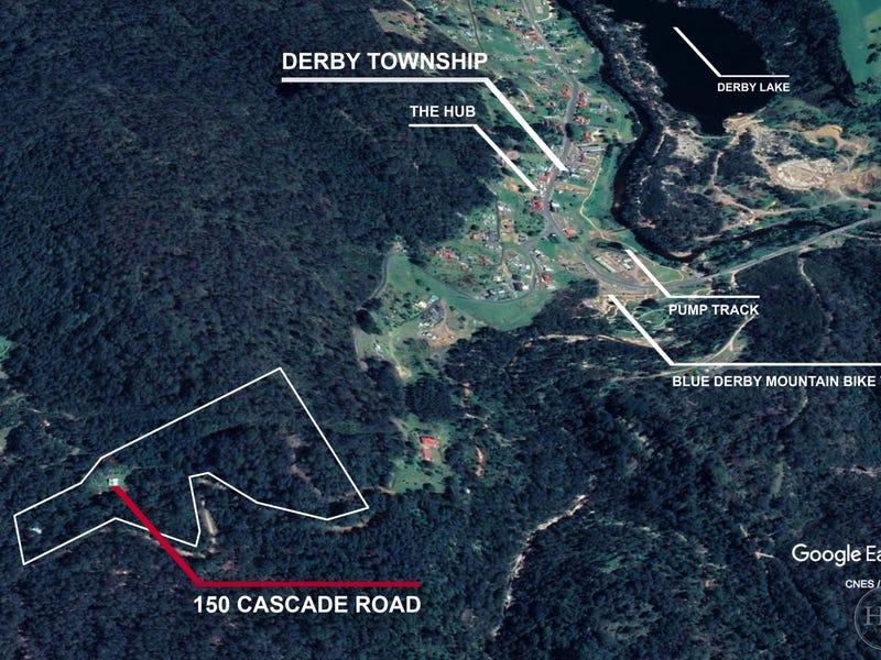 150 Cascade Dam Road, Derby, Tas 7264