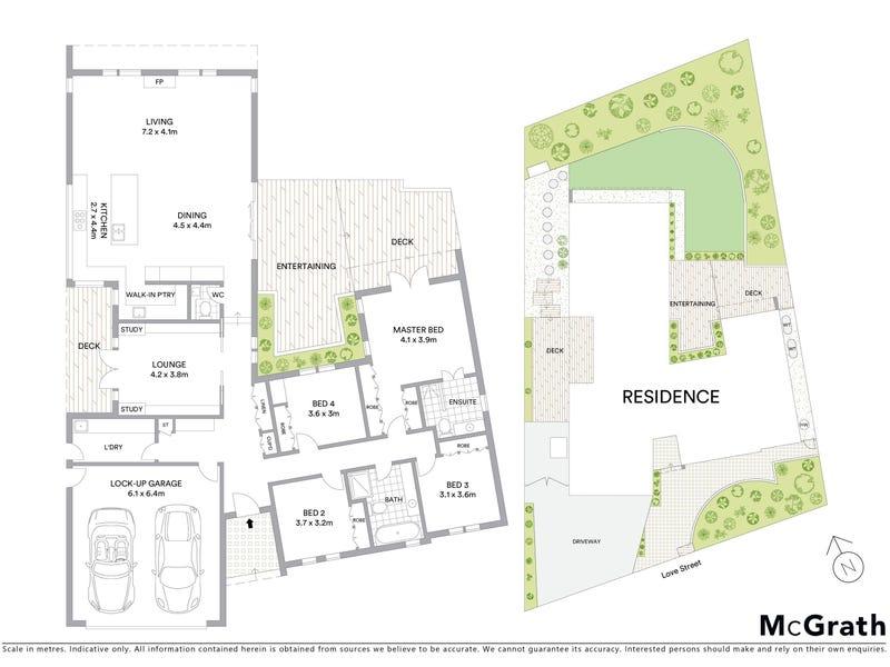 22 Love Street, Flynn, ACT 2615 - floorplan