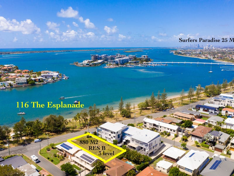 116 The Esplanade, Paradise Point, Qld 4216