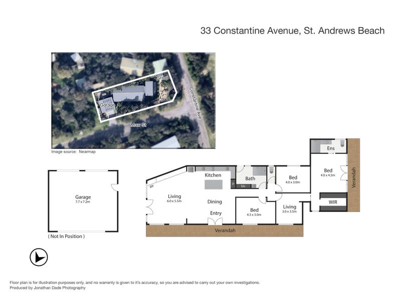 33 Constantine Avenue, St Andrews Beach, Vic 3941 - floorplan