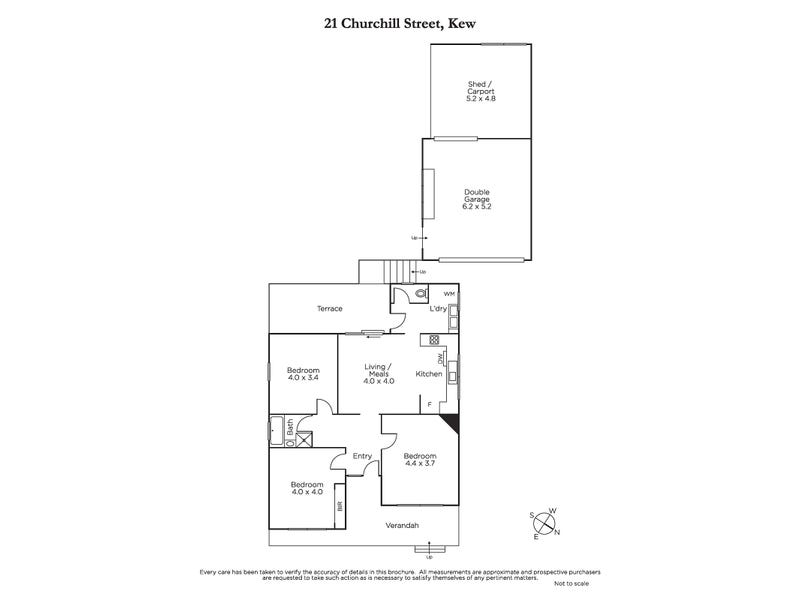 21 Churchill Street, Kew, Vic 3101 - floorplan