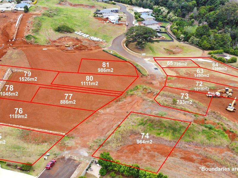 Stage 4 Mount Pleasant Estate - Just Street, Goonellabah, NSW 2480