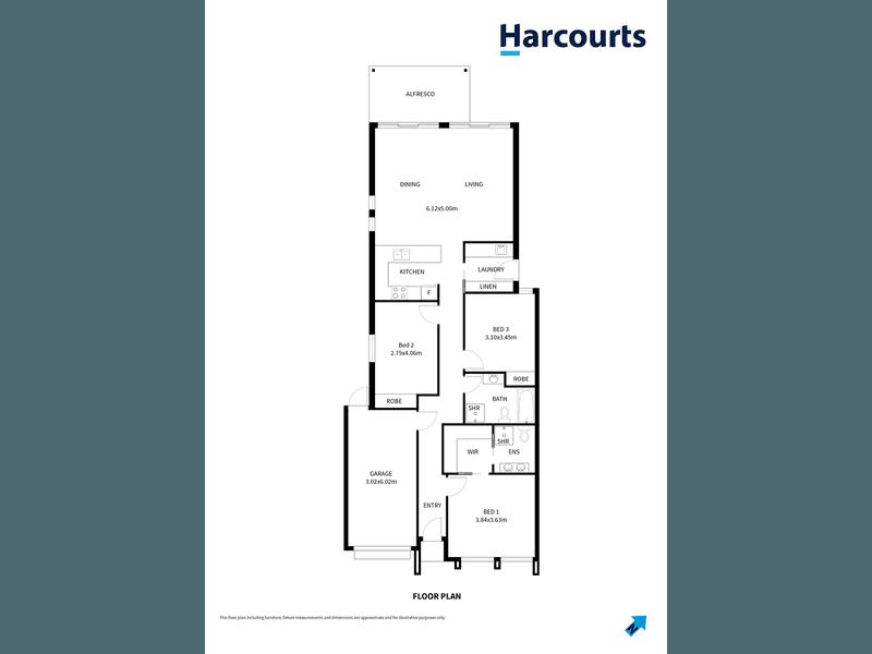 31 Sunset Crescent, Grange, SA 5022 - floorplan
