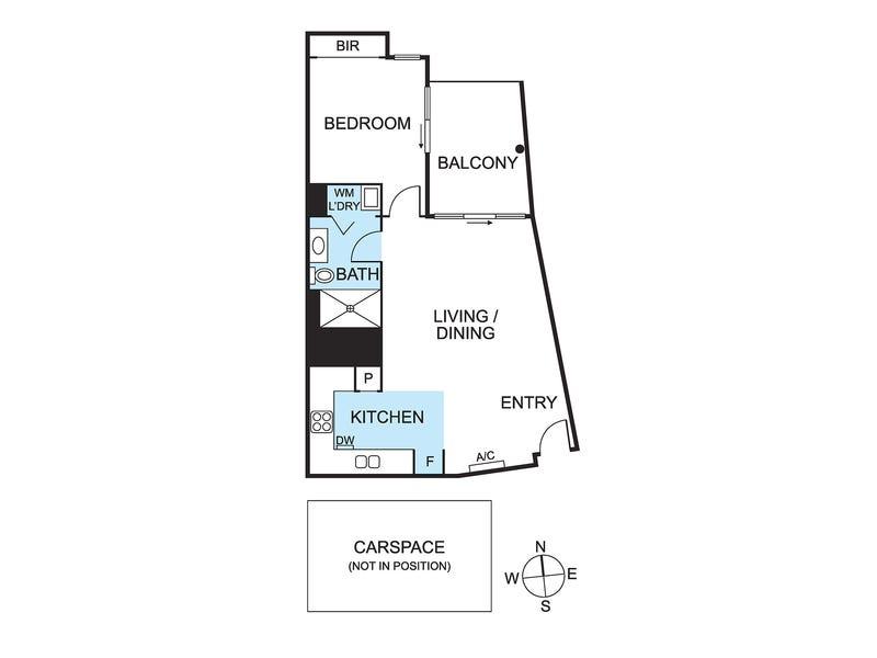 207/69 Marshall Street, Ivanhoe, Vic 3079 - floorplan