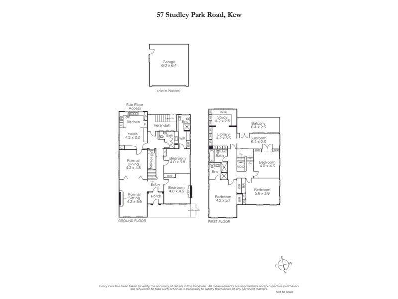 57 Studley Park Road, Kew, Vic 3101 - floorplan