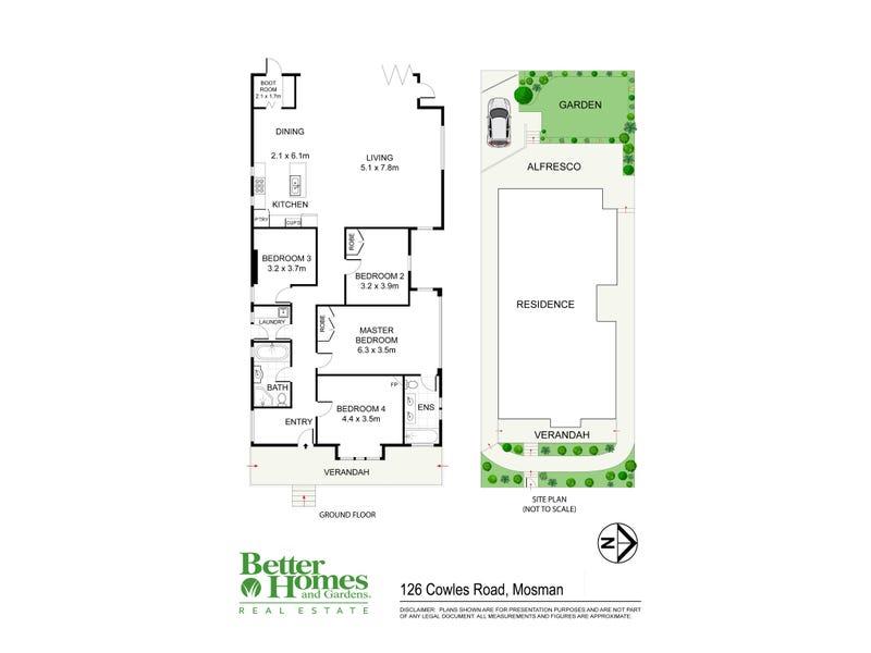 126 Cowles Road, Mosman, NSW 2088 - floorplan