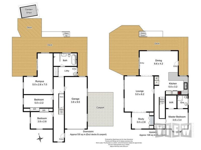 40 Richard Place, Ulverstone, Tas 7315 - floorplan