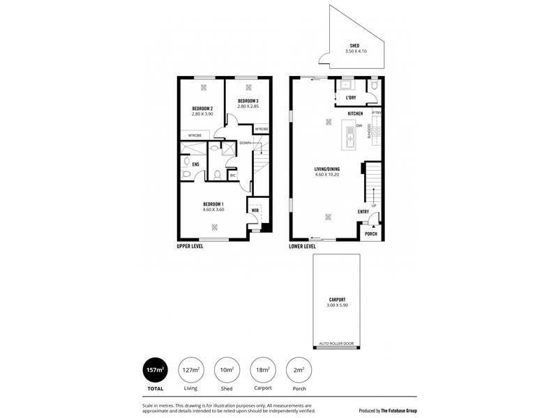 13/14 Jacob Street, Marion, SA 5043 - floorplan