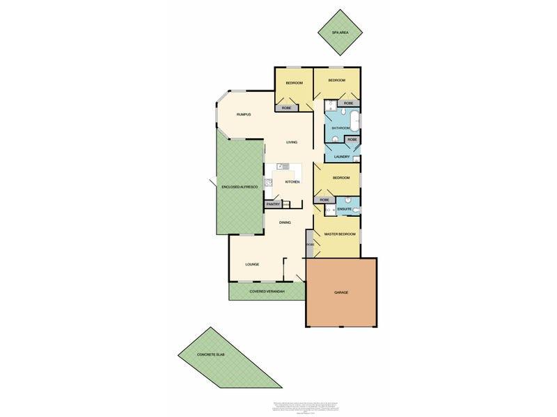 113 Government Road, Thornton, NSW 2322 - floorplan