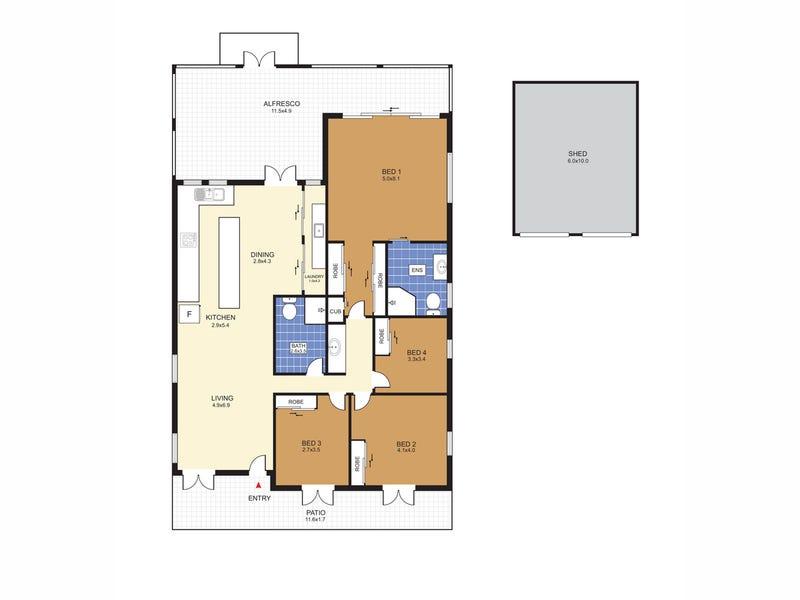 35 Gotha Street, Cleveland, Qld 4163 - floorplan