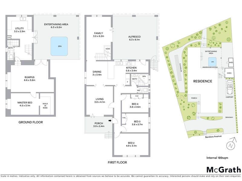 46 Bendora Avenue, Queanbeyan, NSW 2620 - floorplan