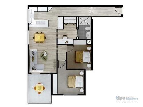 Apt 207 / 171 Prospect Road, Prospect, SA 5082 - floorplan