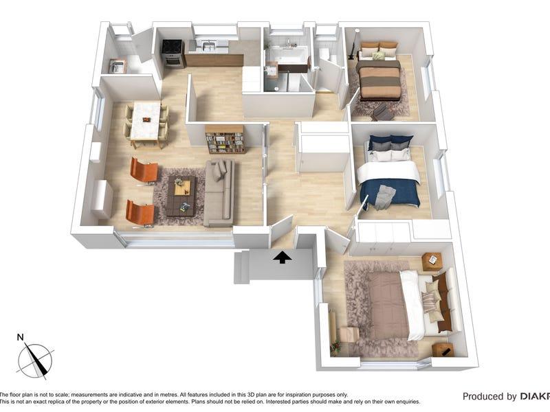 111 Karingal Drive, Frankston, Vic 3199 - floorplan