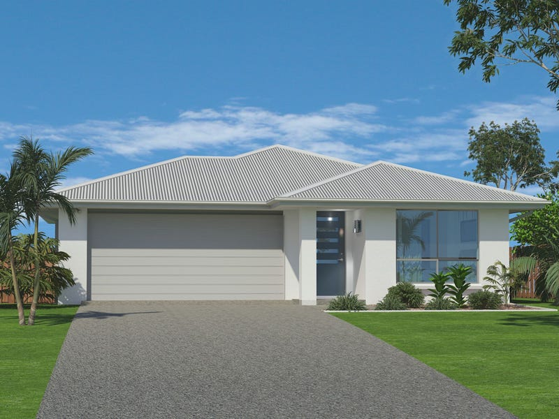 Lot 6378 H&L package at North Shore (not constructed), Burdell, Qld 4818