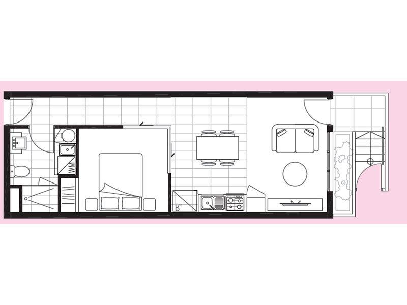 16/80 Cheltenham Road, Dandenong, Vic 3175 - floorplan