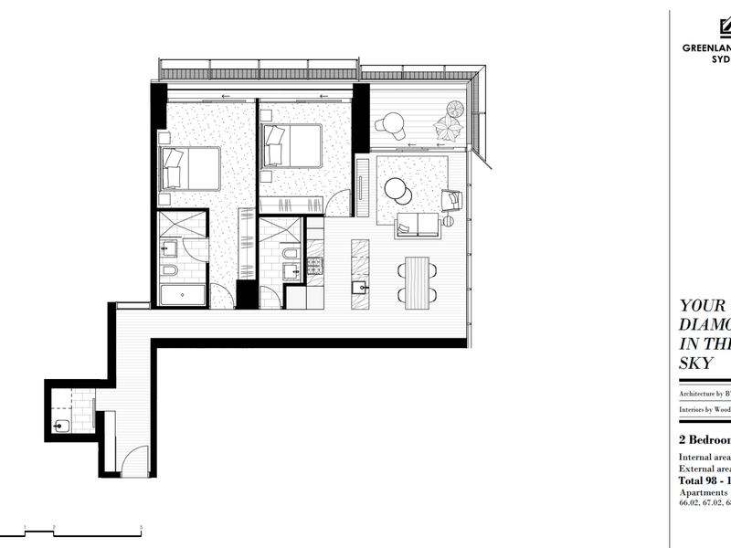 115-119 Bathurst Street, Sydney, NSW 2000 - floorplan