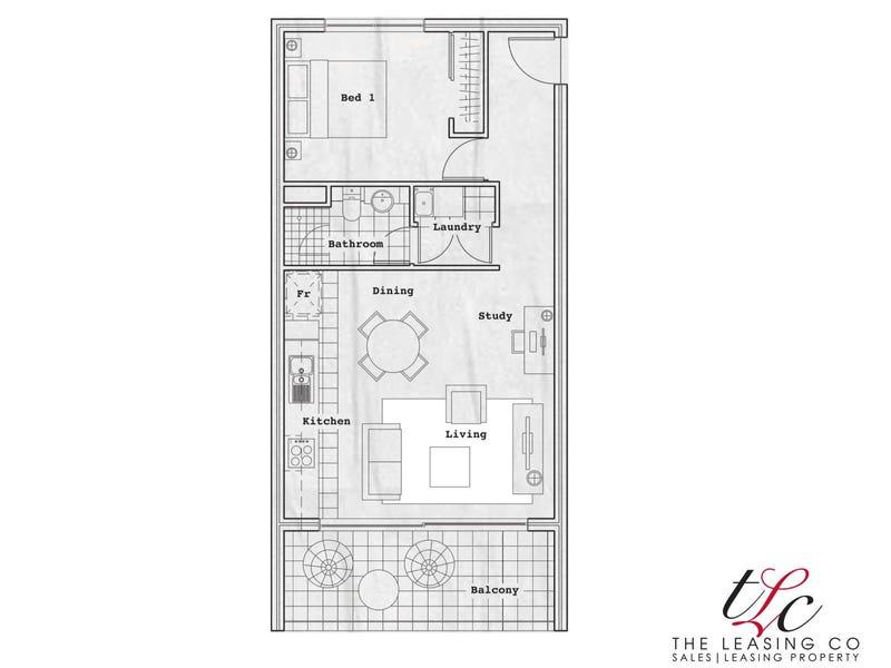 15/59 Breaksea Drive, North Coogee, WA 6163 - floorplan