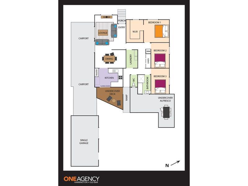 Taree, address available on request - floorplan