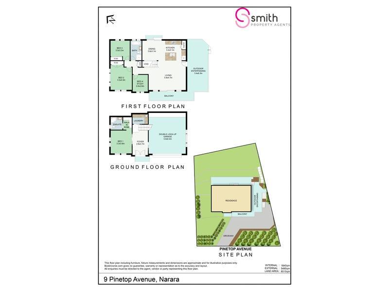9 Pinetop Avenue, Narara, NSW 2250 - floorplan