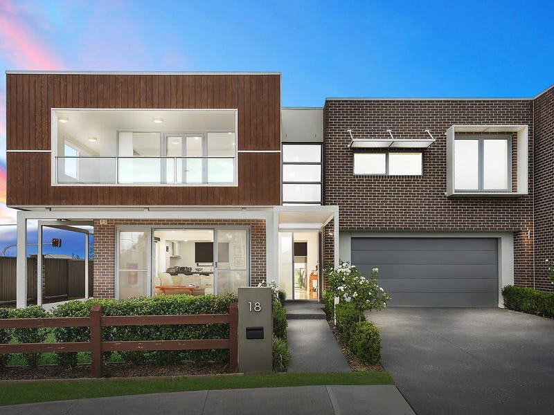 18 Mckenzie Boulevard, Gregory Hills, NSW 2557