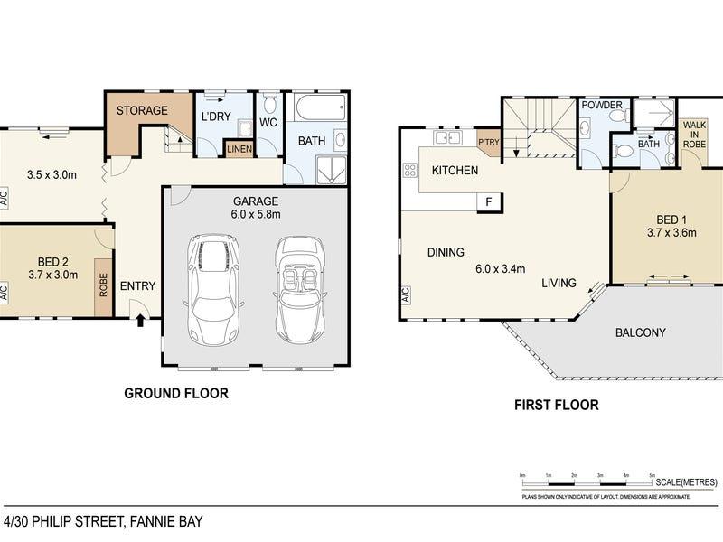 4/30 Philip Street, Fannie Bay, NT 0820 - floorplan
