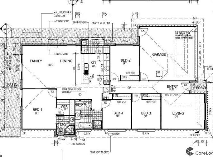 10 Oasis Court, Marsden, Qld 4132 - floorplan