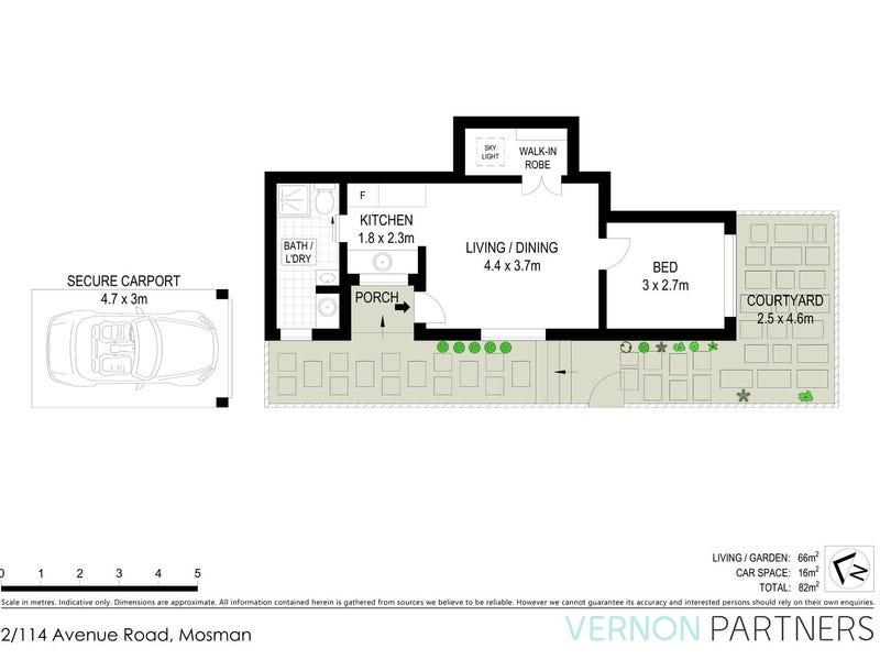 2/114 Avenue Road, Mosman, NSW 2088 - floorplan