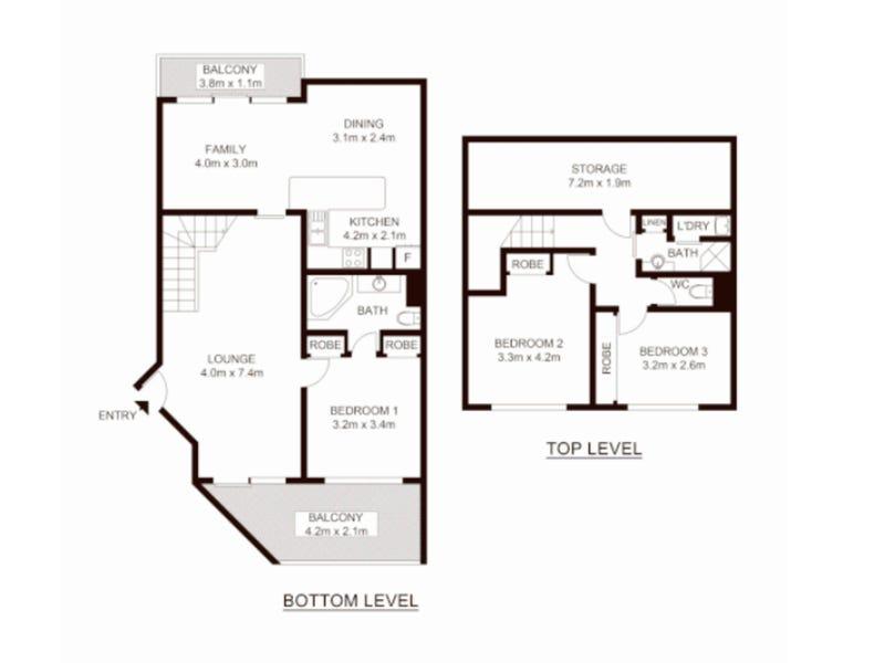 312/15 Jardine Street, Kingston, ACT 2604 - floorplan