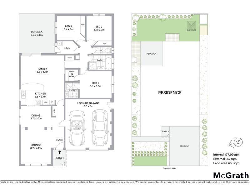 9 Genoa Street, Amaroo, ACT 2914 - floorplan
