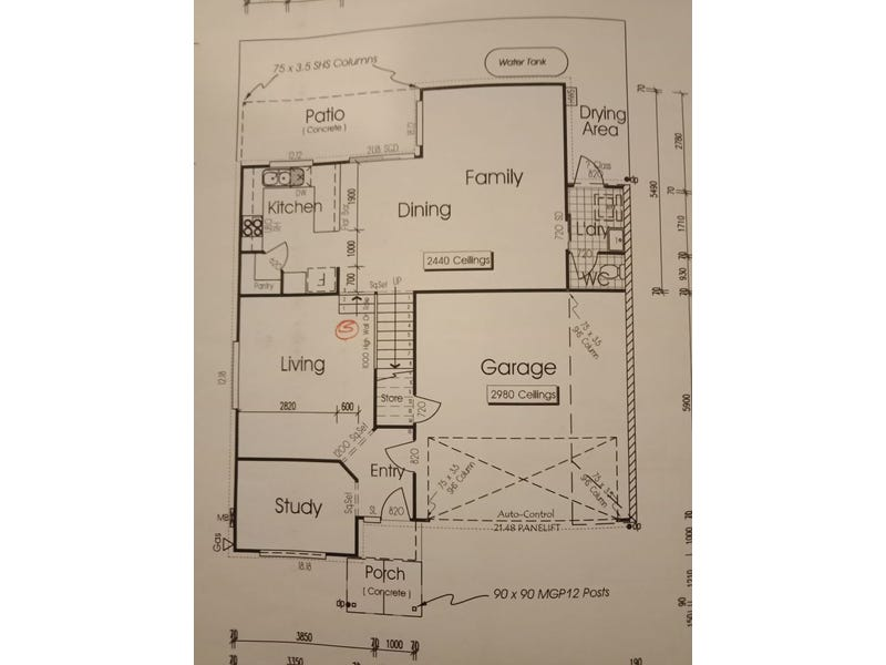 91 Woodlands Boulevard, Waterford, Qld 4133 - floorplan