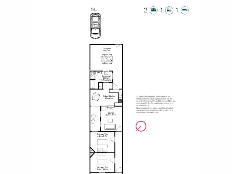 22 Boland Street, Launceston, Tas 7250 - floorplan